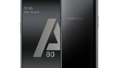 Photo of Samsung Galaxy A80