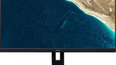 Photo of 27″ Acer B277 bmiprx