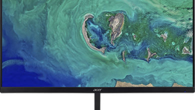 Photo of 24″ Acer ED246Y