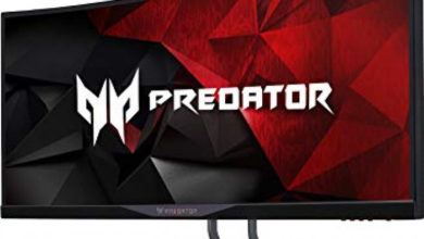 Photo of 34″ Acer Predator X34