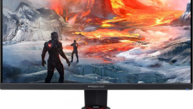 Photo of 25″ Acer Predator XB253QGP