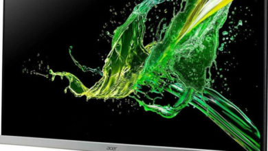 Photo of 24″ Acer R240Ysi