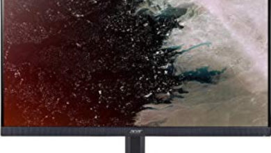 Photo of 27″ Acer VG270