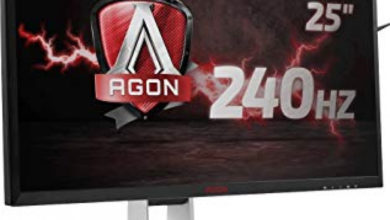 Photo of 25″ AOC AGON AG251FG