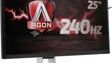 Photo of 25″ AOC AGON AG251FZ