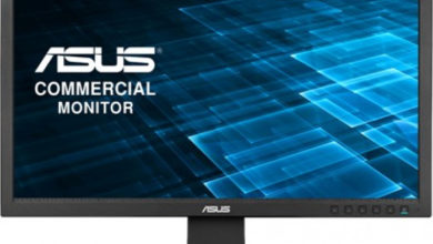 Photo of 22″ Asus             BE229QB