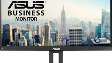 Photo of 27″ Asus BE279CLB