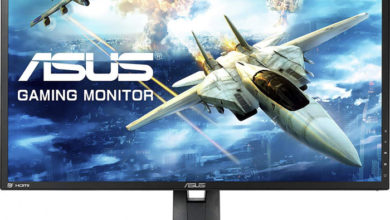 Photo of 24″ Asus MG248QE
