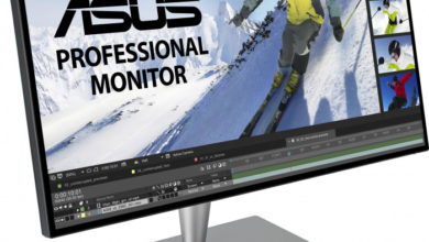 Photo of 27″ Asus PA27AC