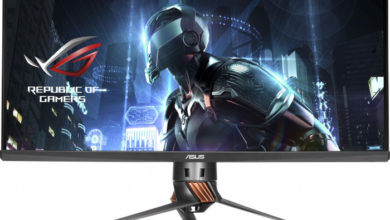 Photo of 34″ Asus RoG Swift PG348Q