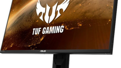 Photo of 25″ Asus