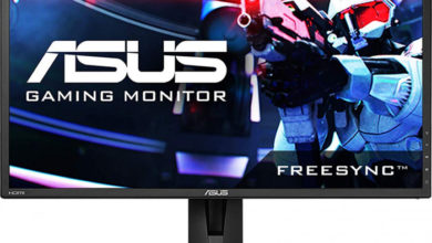 Photo of 24″ Asus VG245H
