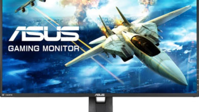 Photo of 27″ Asus VG278QF