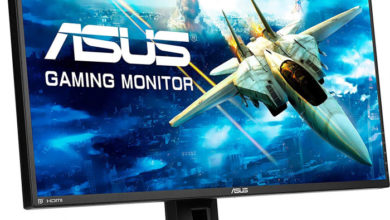 Photo of 27″ Asus VG278QR