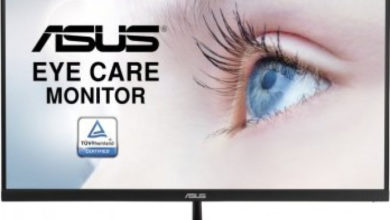 Photo of 27″ Asus VL278HE