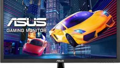 Photo of 22″ Asus VP228T