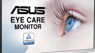 Photo of 23″ Asus VZ239H-W