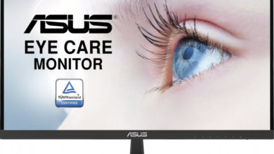 Photo of 23″ Asus VZ239HE