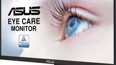 Photo of 27″ Asus VZ279HE