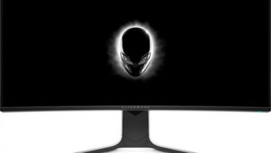 Photo of 34″ Dell Alienware AW3420DW
