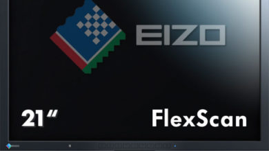 Photo of 21″ EIZO FlexScan S2133