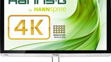 Photo of 28″ Hannspree HU282PPS
