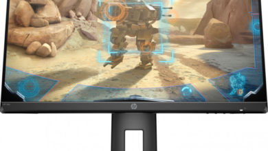 Photo of 24″ HP 24x Gaming Display