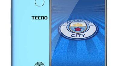Photo of Tecno Camon CX Manchester City LE