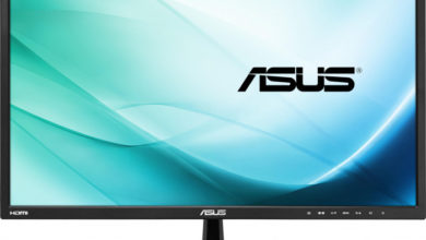 Photo of 24″ Asus VN248QA