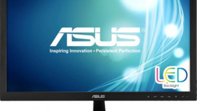 Photo of 22″ Asus VS228DR