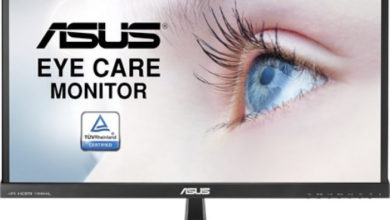 Photo of 23″ Asus VX239H