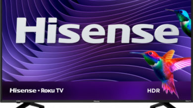 Photo of 50″ Hisense 50R6D