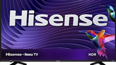 Photo of 65″ Hisense 65R6D