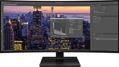 Photo of 34″ LG 34CB88-A