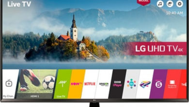 Photo of 43″ LG 43UJ634V