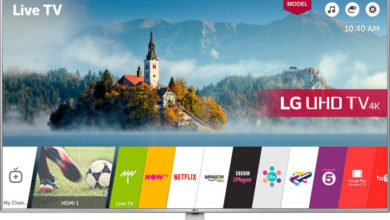 Photo of 43″ LG 43UJ701V