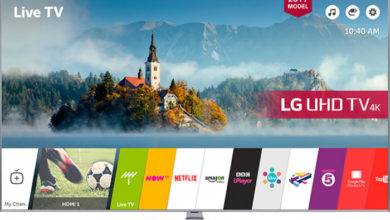 Photo of 49″ LG 49UJ750V
