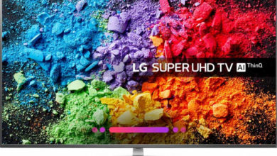 Photo of 55″ LG 55SK8100PLA