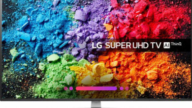 Photo of 55″ LG 55SK8500PLA