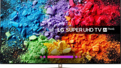 Photo of 55″ LG 55SK9500PLA