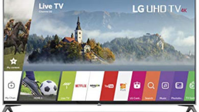 Photo of 55″ LG 55UJ7700