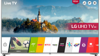 Photo of 60″ LG 60UJ651V