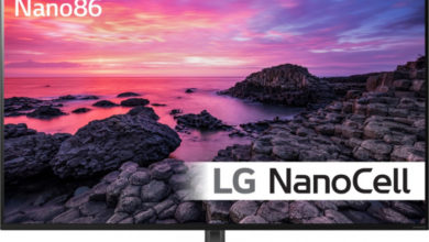 Photo of 65″ LG 65NANO867NA
