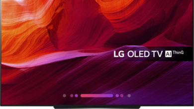Photo of 55″ LG OLED55B8PLA