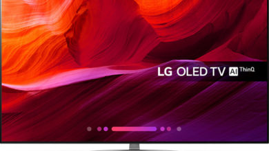 Photo of 55″ LG OLED55B8SLC