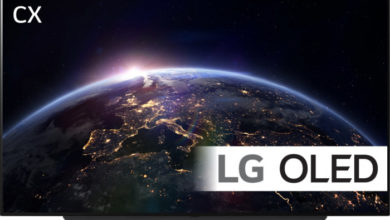Photo of 65″ LG OLED65CX9LA