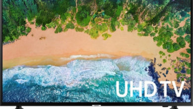 Photo of 65″ Samsung UE65NU6025