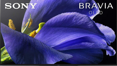 Photo of 65″ Sony XBR-65A9G
