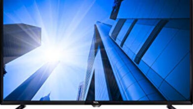 Photo of 40″ TCL 40FD2700
