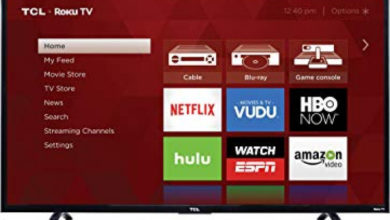 Photo of 49″ TCL 49FP110